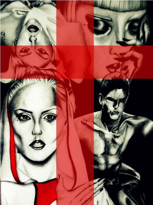 Lady Gaga par Rohan